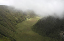 Soufriere volcano, St. VIncent. Image credit: UWI Seismic Research Centre