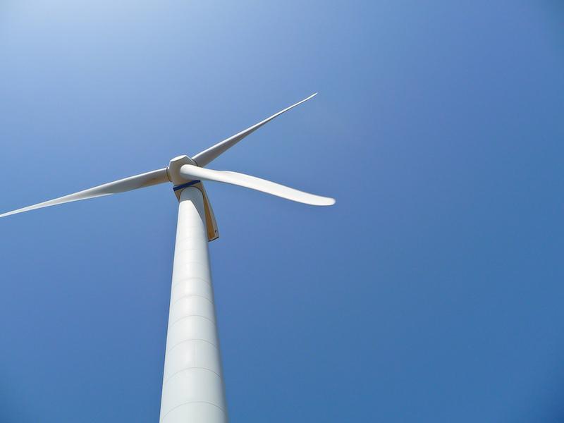 Wind turbine. Image credit: Paulo Valdivieso