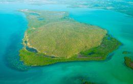 Goat Islands, Jamaica. Image credit: Jeremy Francis