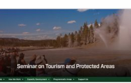 Tourism and Protected Areas Seminar