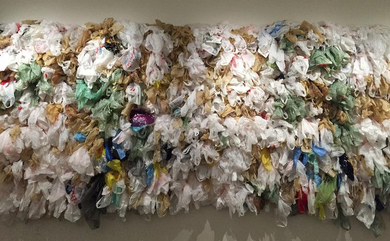 3000 plastic bags. Image credit: Alan