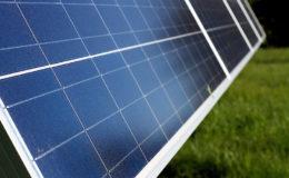 Solar panels. Image credit: Alan Levine