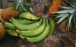 Jamaican produce. Image: islandgirlemt