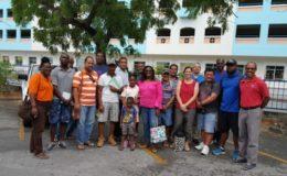 Caribbean-Pacific fishers' exchange. Image: via Caribbean Regional Fisheries Mechanism.
