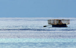 Fishing in Jamaica. Image: Leonidas Konstantinidis