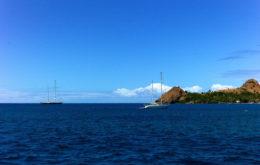 Pigeon Island, Saint Lucia. Image: Jon Callas