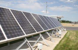 Solar panels. Image: Emily