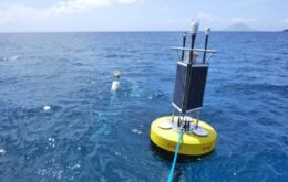Coral Reef Early Warning System. Image via: Caribbean News Service