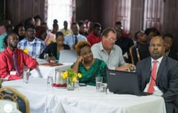 Grenada climate-smart agriculture bootcamp. Image: via Caribbean Development Bank