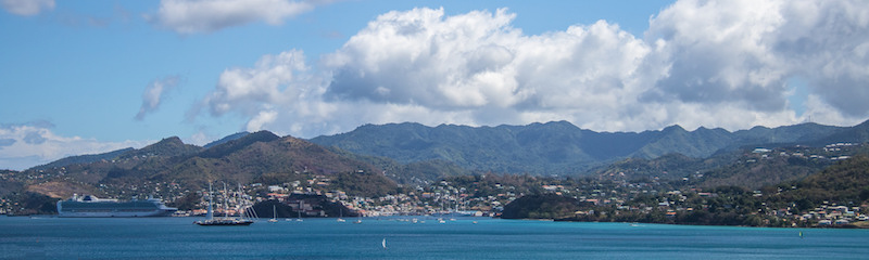 Grenada panorama. Image: Andrew Moore