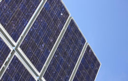 Solar panels. Image: Mountain / \ Ash