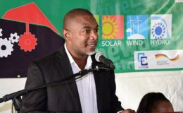 Dr. Devon Gardner, Programme Manager, Energy, CARICOM Secretariat. Image: via CARICOM Today