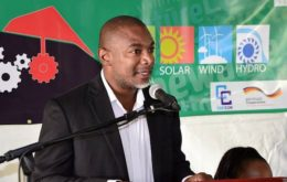 Dr. Devon Gardner, Programme Manager, Energy, CARICOM Secretariat. Image: via CARICOM Today