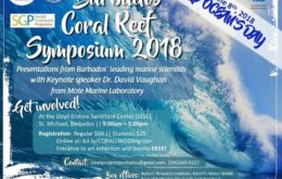 Barbados Coral Reef Symposium 2018