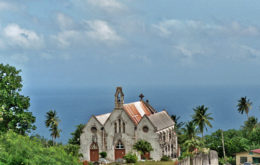 St. Joseph's church, Barbados. Image: Simon Bélec