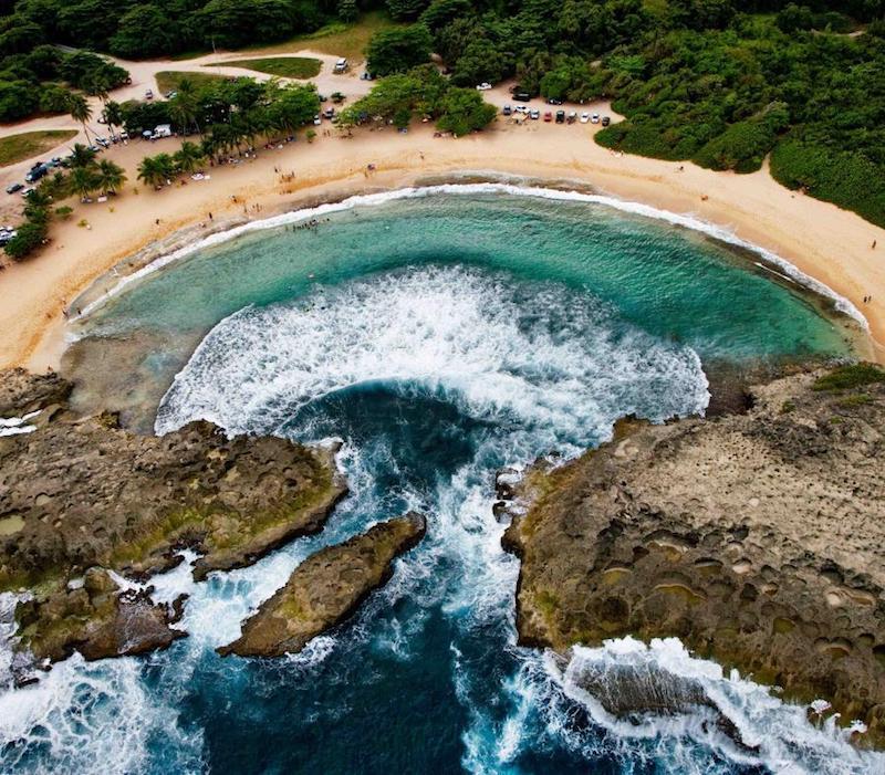 Punta Petrona, Puerto Rico. Image: via El Nuevo Día