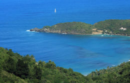 Tortola, BVI. Image: Gail Frederick.