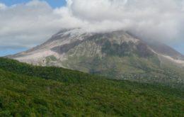 Soufriere Hills, Montserrat. Image: Jennifer Krauel.