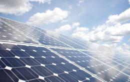 Solar panels. Image: Windwärts Energie.