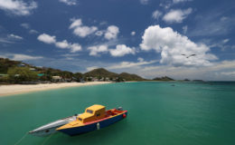 Caribbean Sea, Carriacou. Image: Vlad Podvorny.