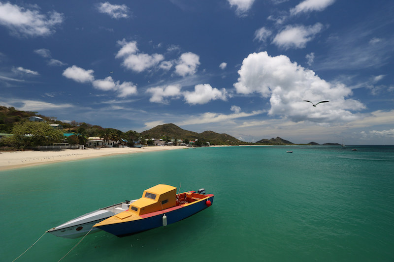 Caribbean Sea, Carriacou. Image: Vlad Podvorny.