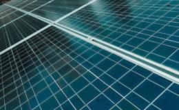 Solar Panel Array. Image: David Goehring.