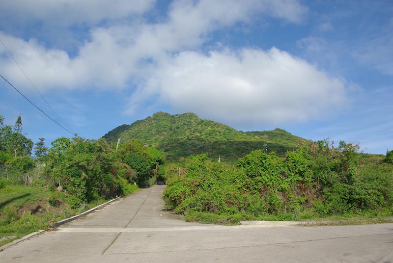 St. Eustatius landscape. Image: Pieter Edelman
