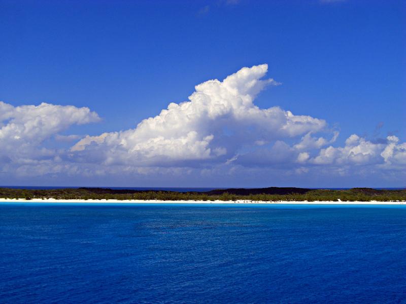 Eleuthera, the Bahamas. Image: Cameron Khan