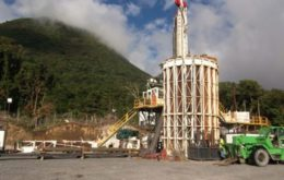 Geothermal exploration, Dominica. Image: Charles Jong via Caribbean News Service