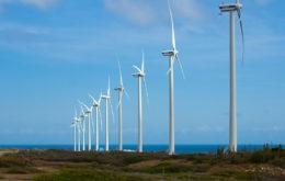 Wind turbines. Image: Robert R. Gigliotti