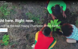 Image: via UNEP Young Champions website
